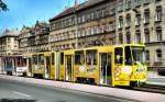 414/165398/tw-414-auf-der-alten-linie Tw 414 auf der alten Linie 1 an der Wendenstrasse